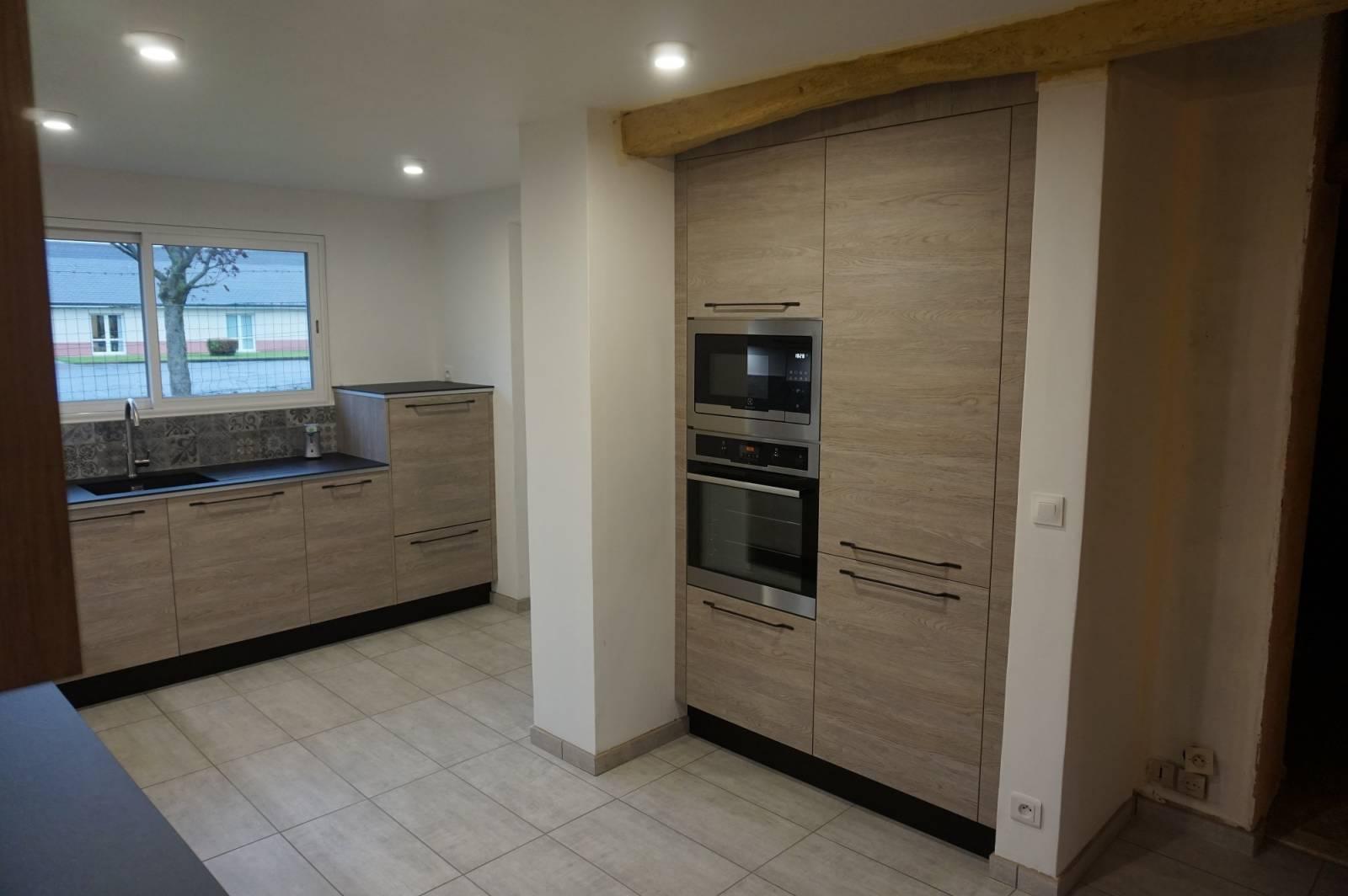 vente et installation cuisine am nag e odyss e. Black Bedroom Furniture Sets. Home Design Ideas