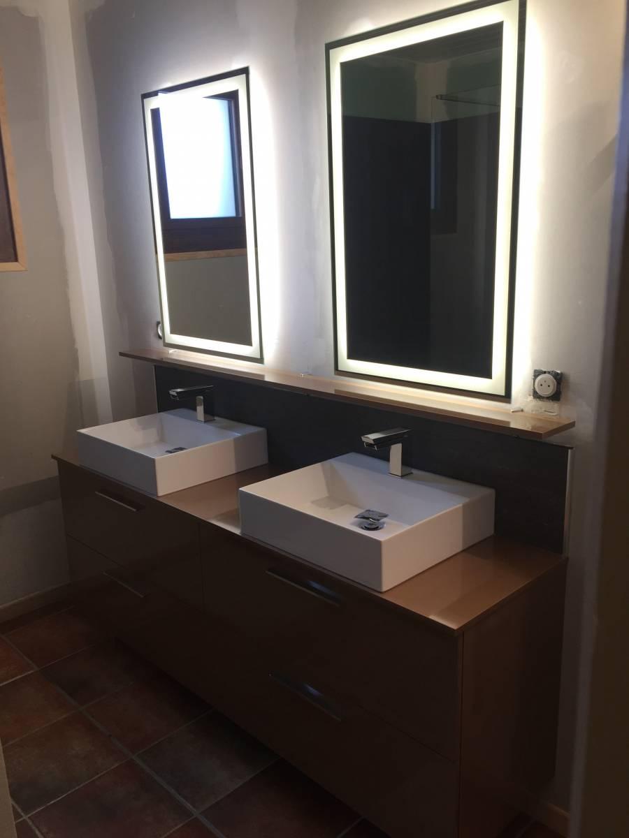 Magasin Salle De Bain Yvetot ~ fourniture et pose meuble de salle de bain odyss e
