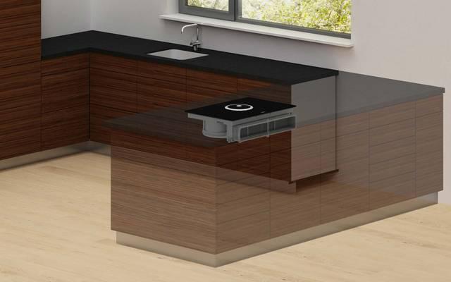 acheter une plaque de cuisson avec hotte bora le havre odyss e. Black Bedroom Furniture Sets. Home Design Ideas